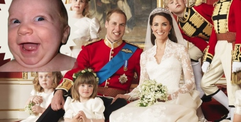 Duchess of Cambridge Kate & Prince William